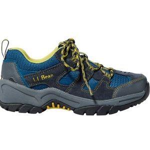 ✨NWT LL Bean Kids' Trail Model Hiker, Low Sz 4✨
